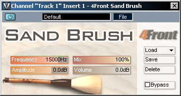 Sand Brush image